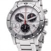 Maurice Lacroix Miros Diver Chrono Steel Silver