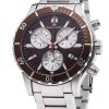 Maurice Lacroix Miros Diver Chrono Steel Brown