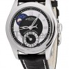 Armand Nicolet M02 Moon Date Lady Steel Black 2