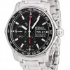 Ebel 1911 Discovery Chronograph Steel Black