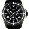 Guess GUESS Multi Function Black Silicon Watch U96017G1