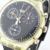 Swatch Swatch Chronograph Pure Black
