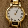 Raymond Weil geneve 3740 lady gold plated