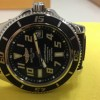 Breitling SuperOcean 42 Abyss Blue