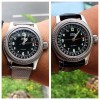 Oris Pointer Big Crown
