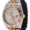 Rolex DateJust Turn-O-Graph 36 MM 18K Rose Gold