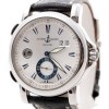 Ulysse Nardin GMT Dual Time Big Date Silver Dial