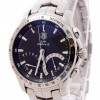 Tag Heuer Link Calibre S Chronograph Black Dial Quartz Mens