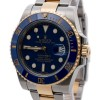 Rolex Submariner Date Oyster Perpetual 18K Yellow Gold